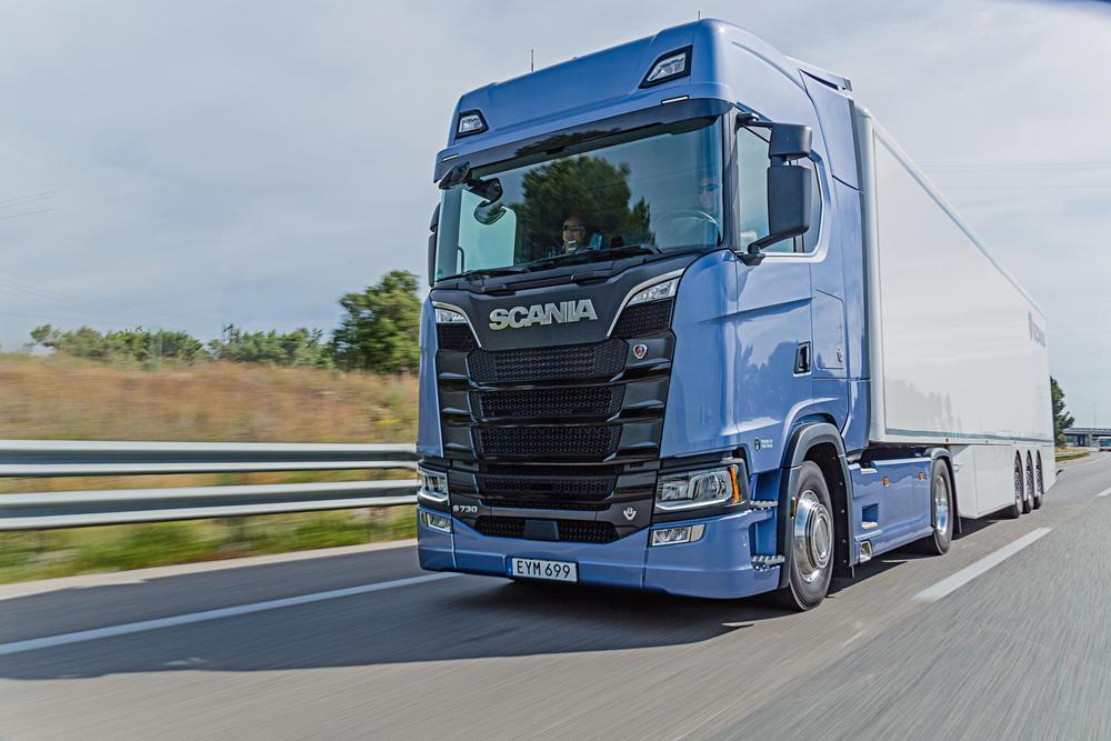 Scania S730, deseos concedidos