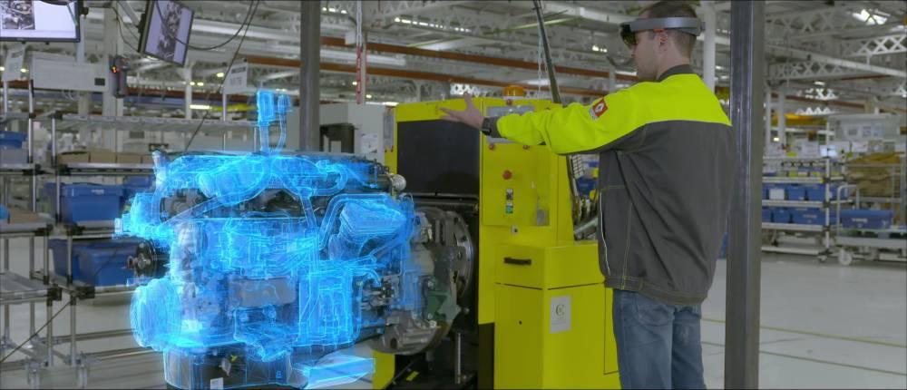 Fábrica 4.0 Renault Trucks