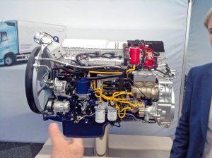 Volvo GNL