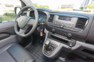 Toyota Proace furgón