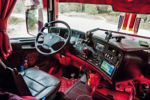Scania 730 Segarra