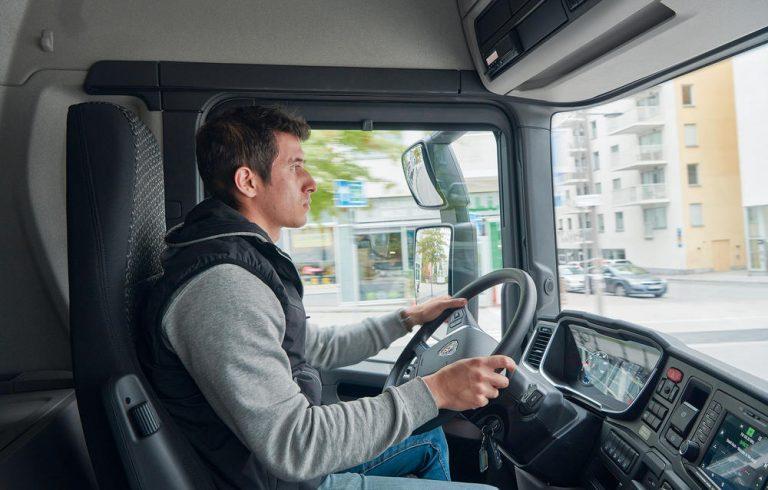 Gama distribución Scania