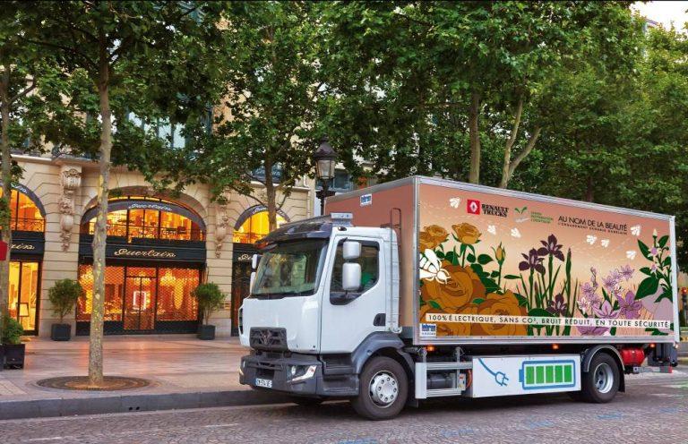 Renault Trucks eléctrico