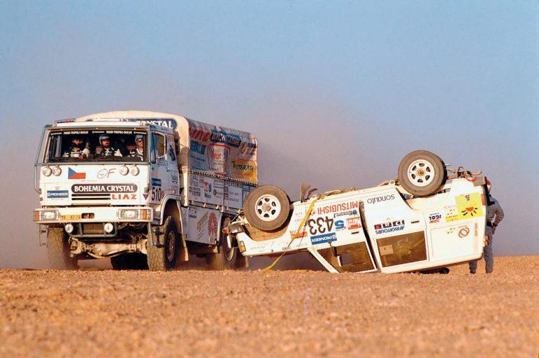 40 años rally Dakar