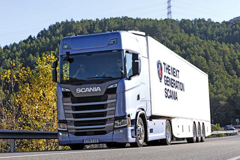 Scania Serie S