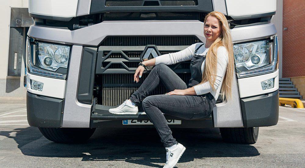 Camionera Petra Alexandra