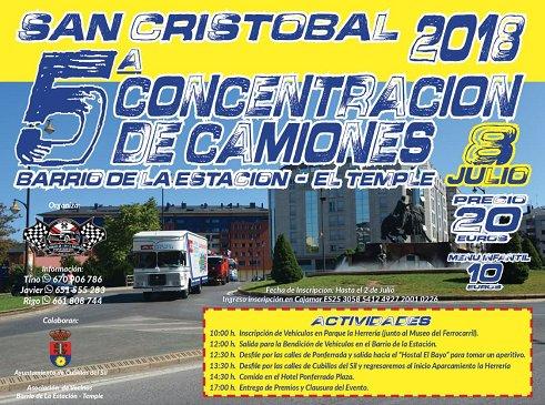 Ponferrada San Cristóbal 2018