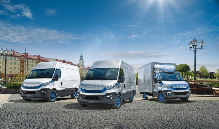 Gama Iveco Daily Blue Power
