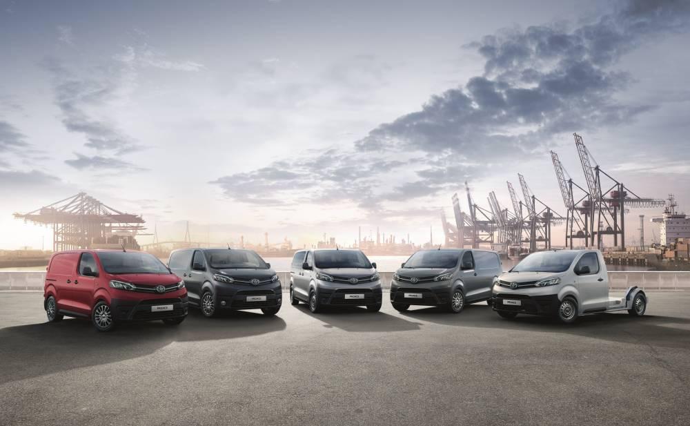 Toyota Proace 2019
