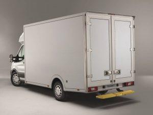 Ford Transit chasis cabina piso bajo