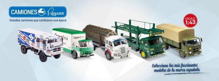 Camiones Pegaso Salvat