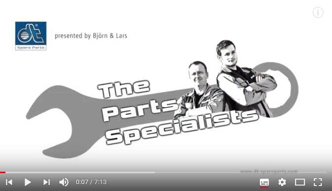Parts Specialists de DT Spare Parts