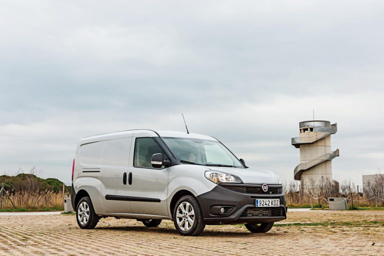 Fiat Doblò Cargo Maxi 1.4 T-Jet Natural Power