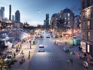 Mecedes-Benz futuro transporte