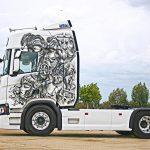 Scania R500 vikingo