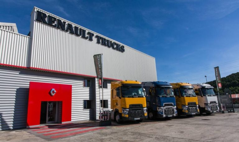 CST Navarra Renault Trucks