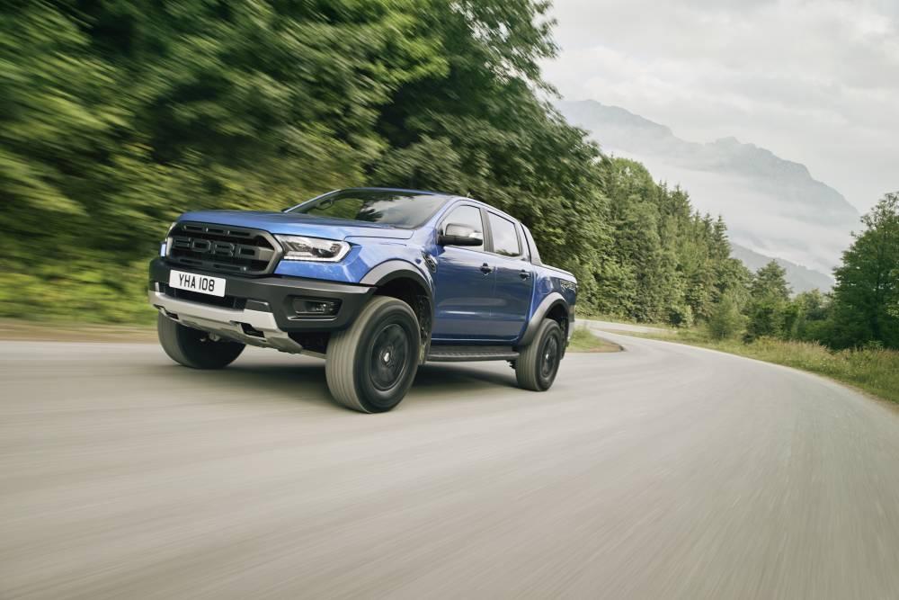 Pick-up Ford Ranger Raptor