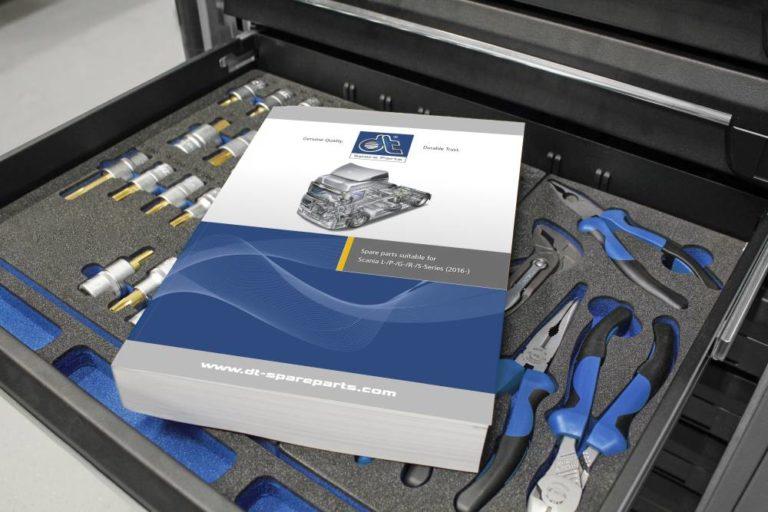 Catálogo DT Spare Parts Scania