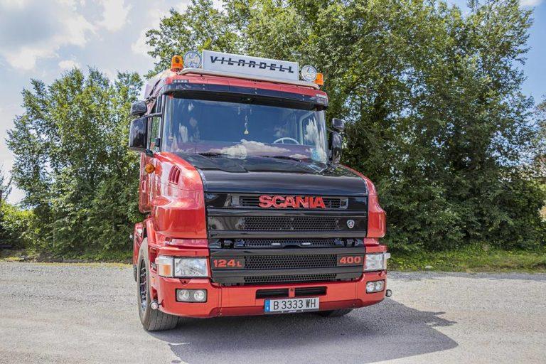Scania T Vilardell