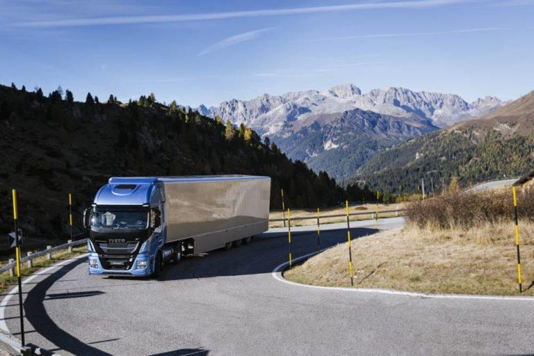 Exención peajes camiones gas Alemania