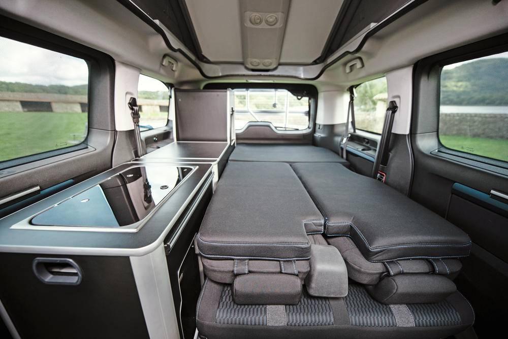 Peugeot Traveller Tinkervan