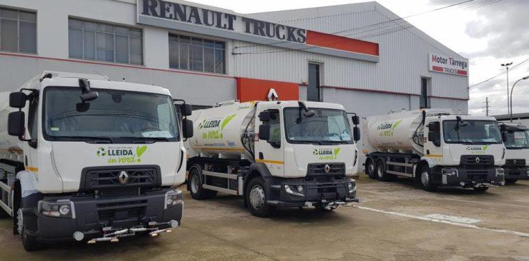 Renault Trucks D Ilnet
