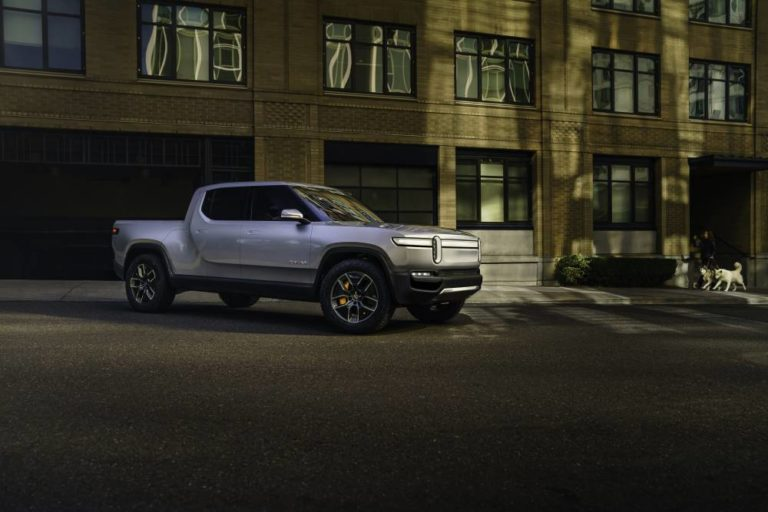 Pick-up Rivian R1T eléctrico