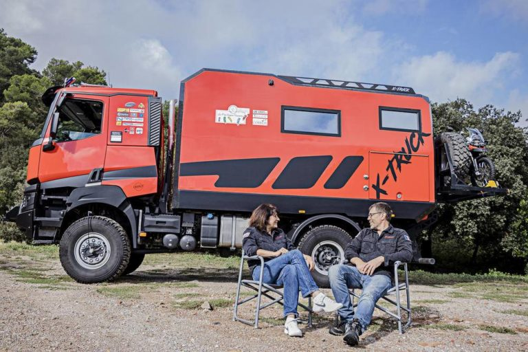 Renault Trucks K380 X-Truck Evasions