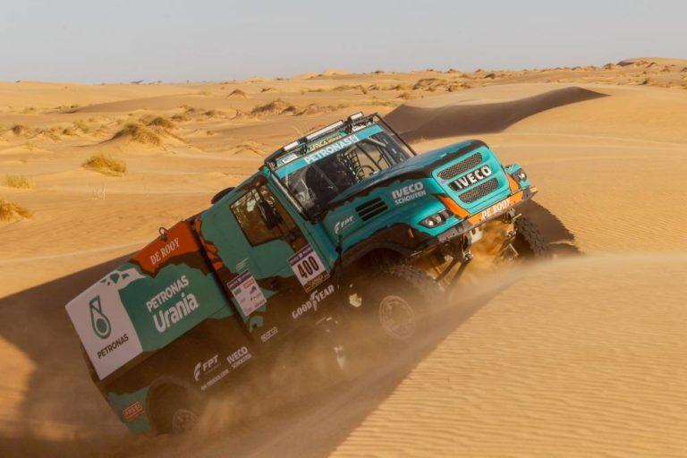 De Rooy Goodyear Dakar