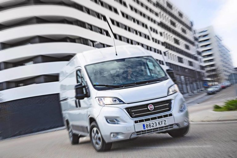 Fiat Ducato 140 Natural Power, la alternativa urbana