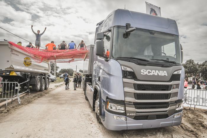 Vuelve la única carrera popular dedicada al mundo del transporte