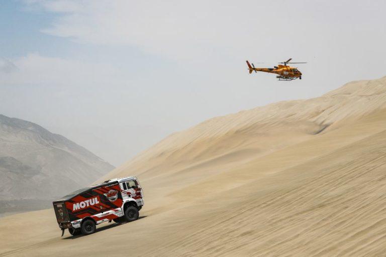 El Dakar 2021 priorizará la técnica de pilotaje