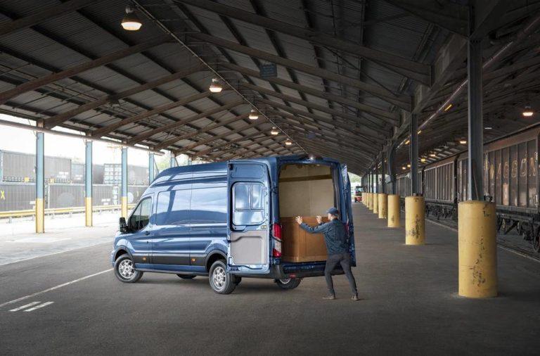 Ford vehículos comerciales