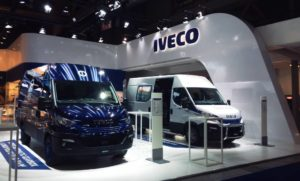 Iveco Daily Bruselas