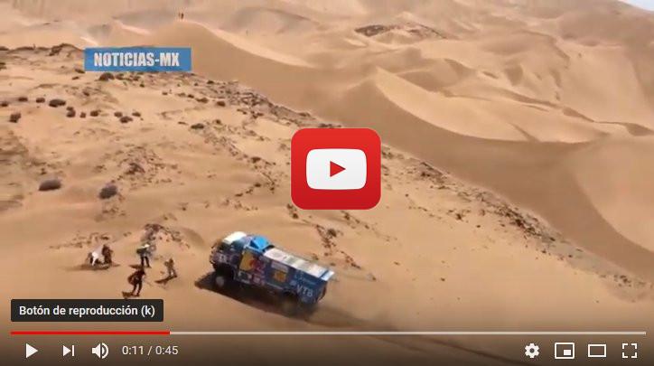 Dakar 2019 Karginov