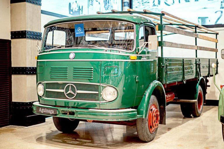 Museo Aguinaga Mercedes-Benz