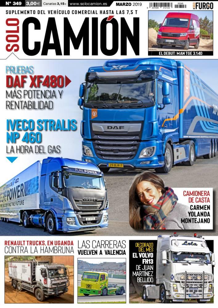 Solo Camión 349 Marzo 2019