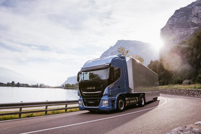 Iveco, premio al uso más proactivo de GNL en el transporte