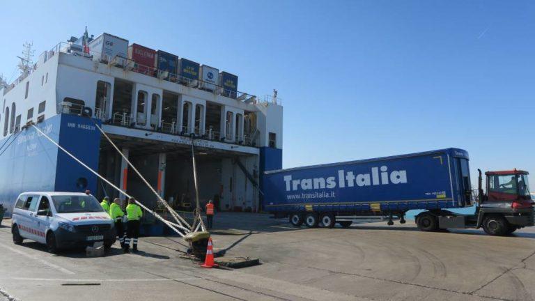 Transporte intermodal con eCMR