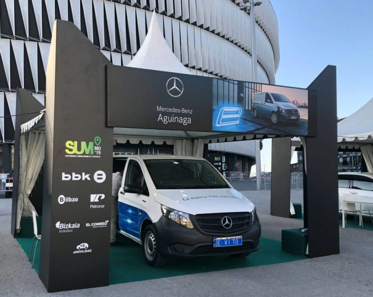 Mercedes-Benz eVito SUM Bilbao