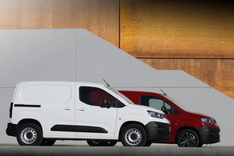 El Citroën Berlingo Van se especializa todavía más