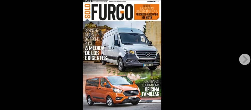 Revista Solo Furgo 216