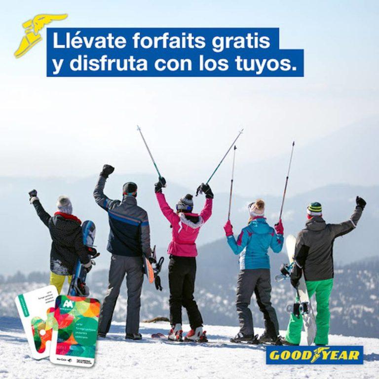 Goodyear Grupo Aramón