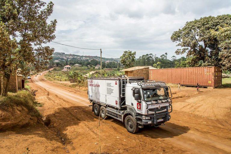 Renault Trucks WFP