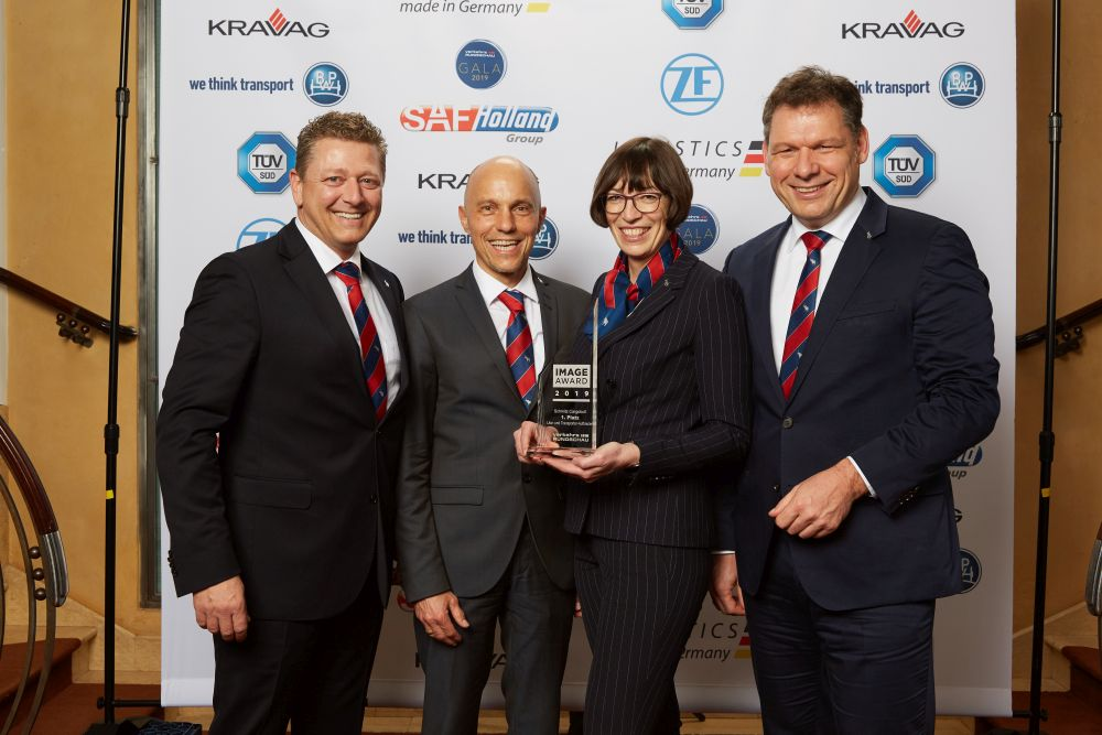 Schmitz Cargobull award