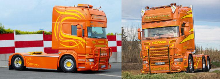 Llega la fantasía: Los Scania de Aurénico