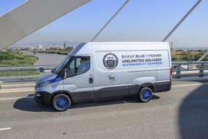Iveco Daily Blue Power gas