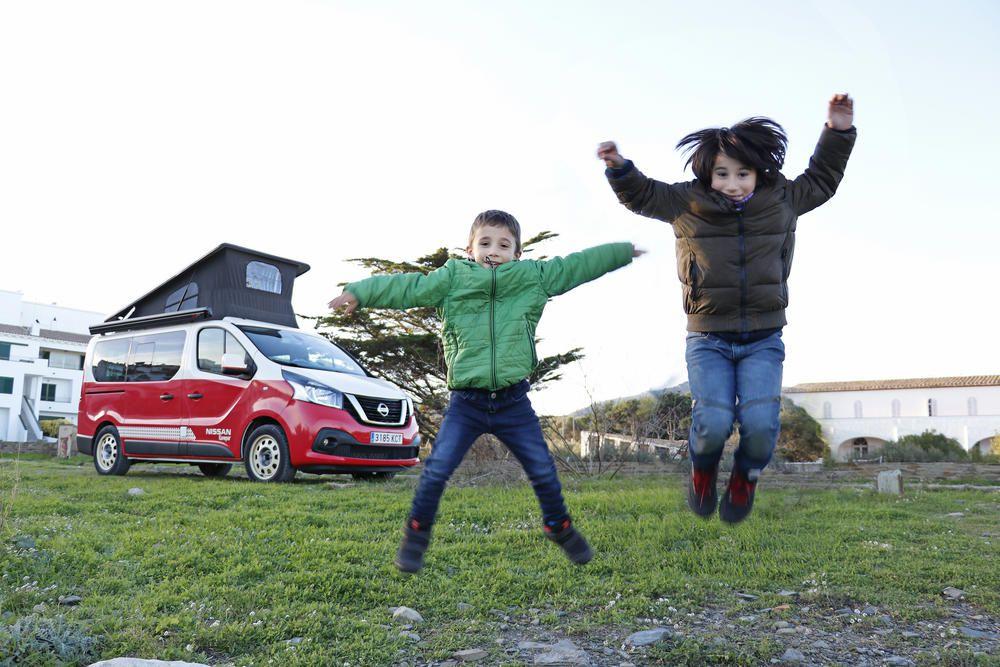 Nissan NV300 ¡Camper diem!