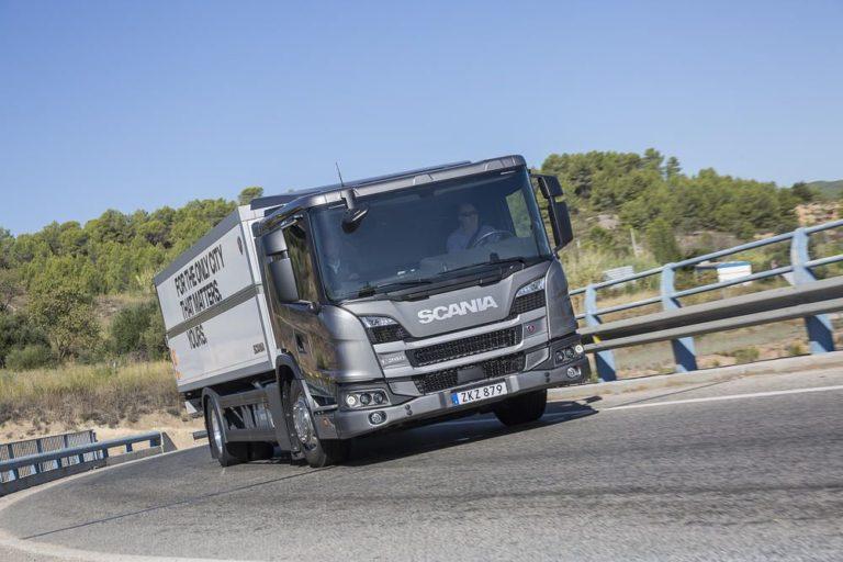 Scania L280, el urbanita por vocación