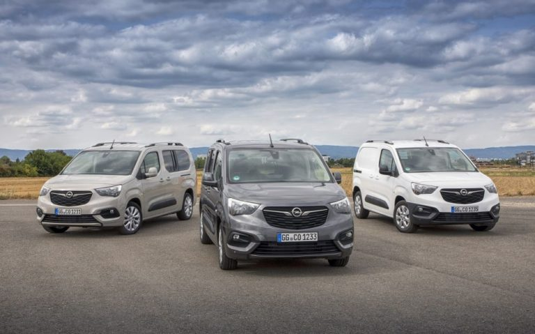 Opel Combo Centro Vigo Groupe PSA